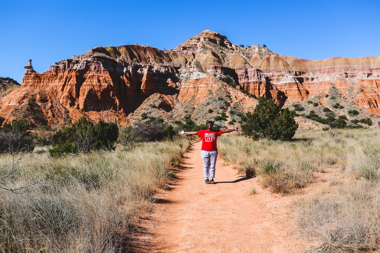 palo duro challenge essay For more on palo duro canyon state park, see the texas parks and wildlife website to check availability or reserve a palo duro cabin (rim or limited use) contact the texas parks office at (512) 389-8900.
