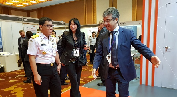 ADECS 2018, Direktur Operasi Laut Bakamla RI Jadi Pembicara