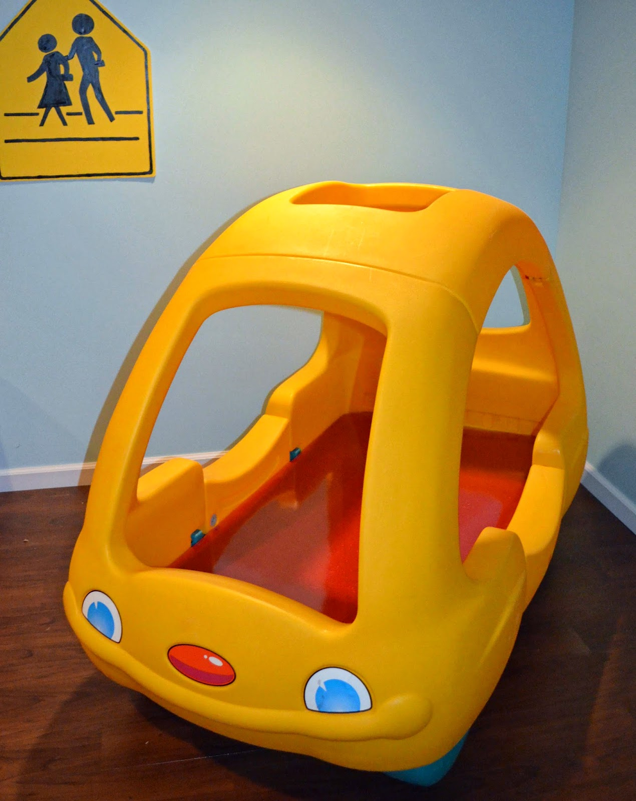 best service 75cd2 ef2c1 Yellow Car Toddler Bed | Retailadvisor
