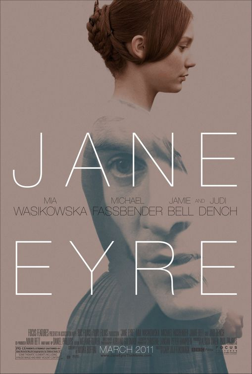 Jane Eyre 2011 movie poster