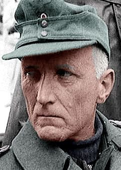 General der Panzertruppe Konstanz Johann Georg Maximilian Reichsfreiherr von Edelsheim, 30 July 1941 worldwartwo.filminspector.com