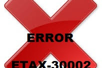 Solusi e-Faktur Error ETAX-30002 Tidak Dapat Melakukan Hashing