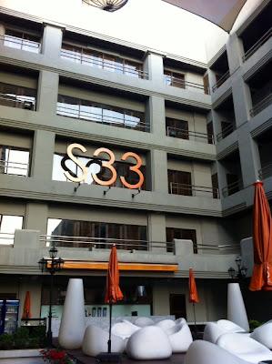 S33 Hotel in Bangkok, Thailand