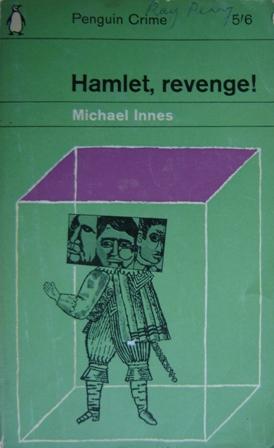 a penguin a week penguin no hamlet revenge by michael innes 1640 hamlet revenge