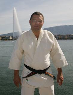 Le judoka et ancien Conseiller municipal Christo IVANOV