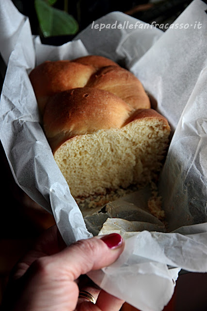 fare un pan brioche morbido
