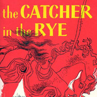 50 Examples Which Connect Media Entertainment to Real Life Violence: 01. The Catcher in the Rye by J. D. Salinger
