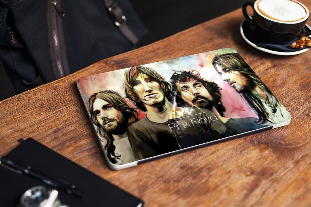 Pink Floyd Laptop skin
