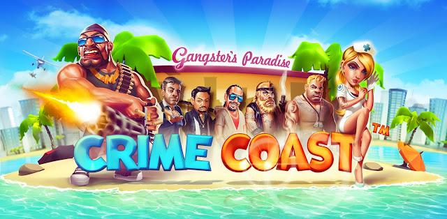 Crime Coast: Mafia Wars v91 Mod Apk (Mega Mod)