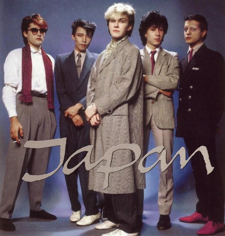 The Db S Repercussion Japan David Sylvian Solo Live
