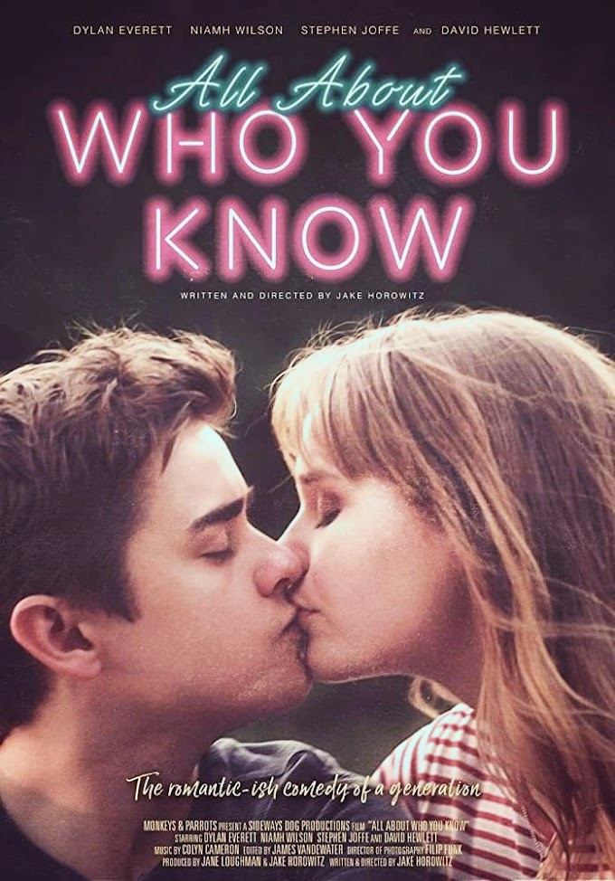 [Movie] - All About Who You Know (2020