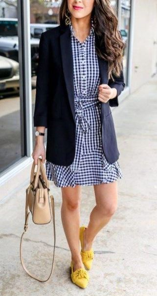 Awesome Summer Workwear Outfit Idea