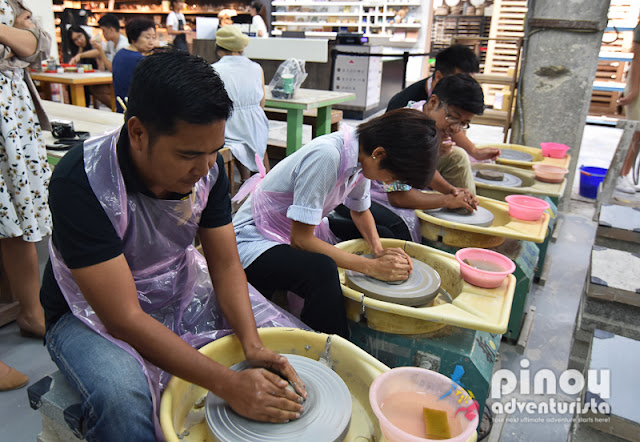 WHAT TO DO POTTERY WORKSHOP IN TAIWAN