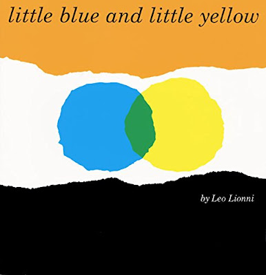 Little Blue And Little Yellow, part of Leo Lionni author study