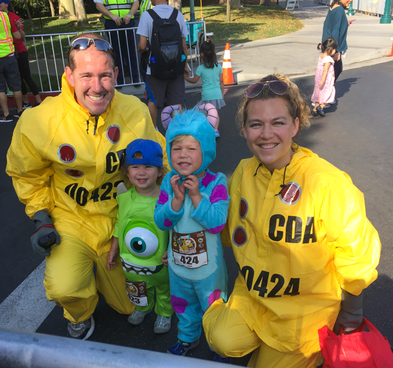 Monsters Inc Cda Costume | Pics | Download |