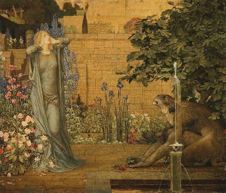 John D. Batten | Obra pictórica e ilustración