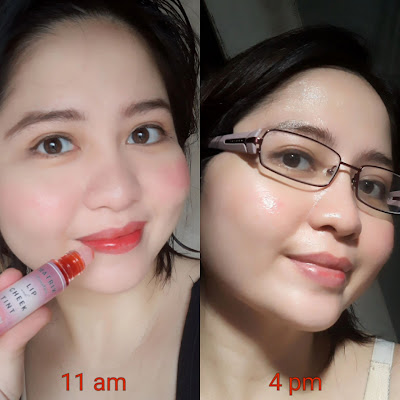 Matrix Cosmetics Lip & Cheek Tint peach perfect