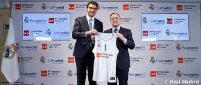 La Universidad Europea patrocinará al equipo de baloncesto