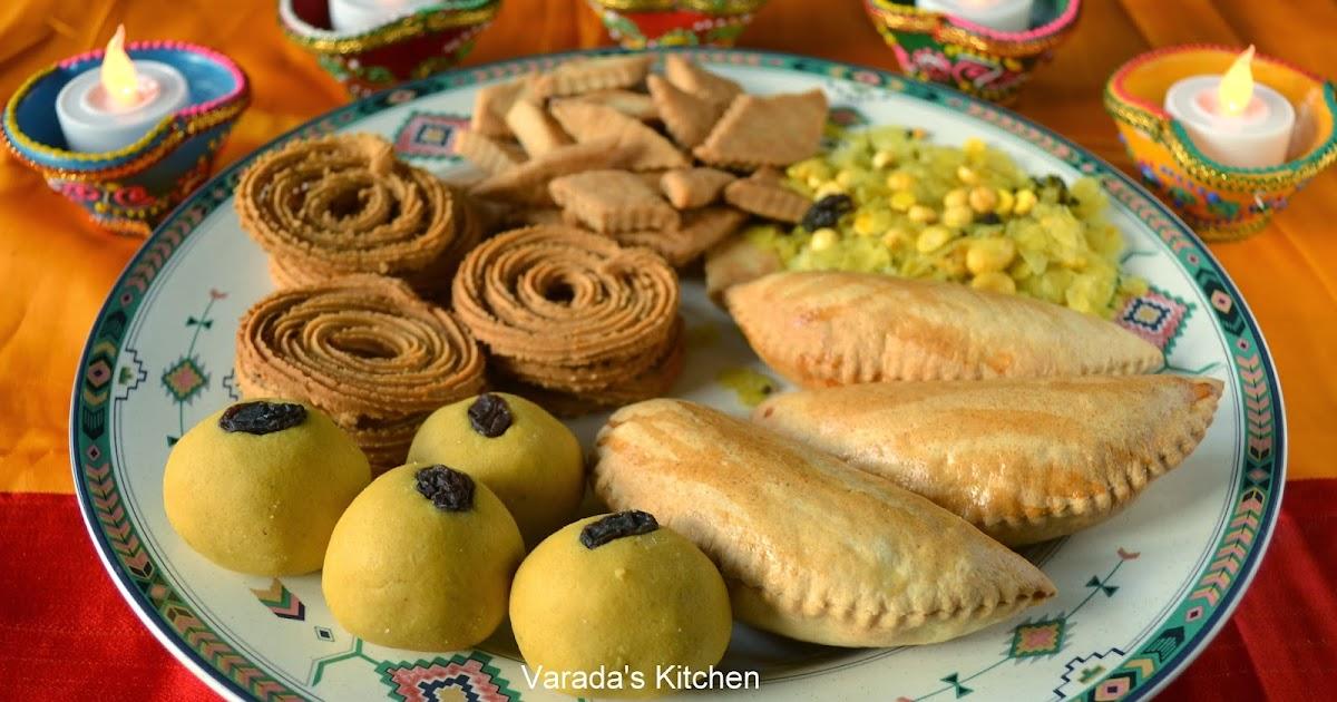 Varada S Kitchen Marathi Faral