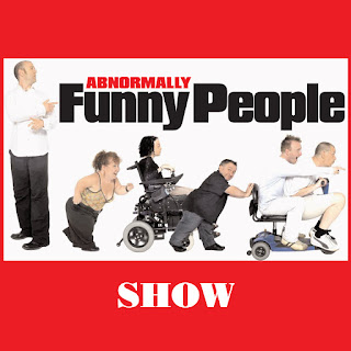Abnormally Funny People Show Logo