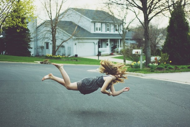 Levitation Photography examples -2