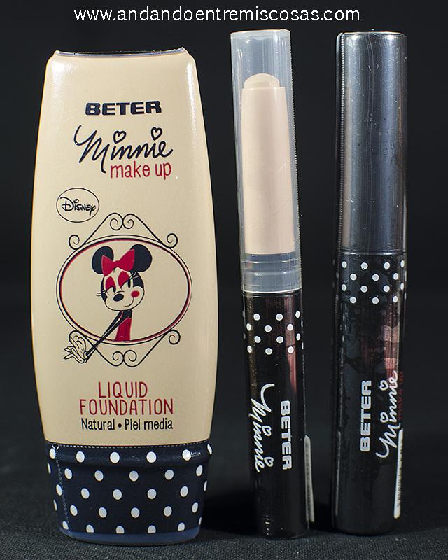 Colección Minnie De Beter