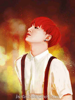 Suga BTS Picture Image Fan Art
