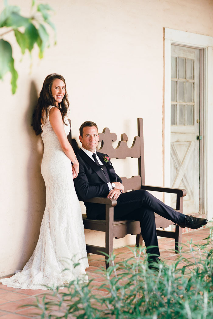Katie And Daniel Chose The Lovely Santa Barbra Historical Museum For Their Barbara Wedding Bride Got Ready At Four Seasons Took Portraits
