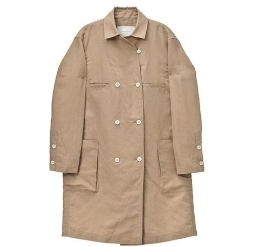 Cotton Linen Casual Coat