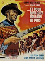 affiche de ET POUR QUELQUES DOLLARS DE PLUS de Sergio Leone