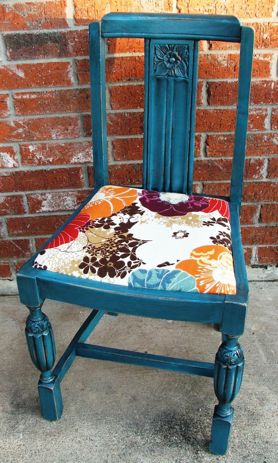 Blue Painted Furniture on Pinterest