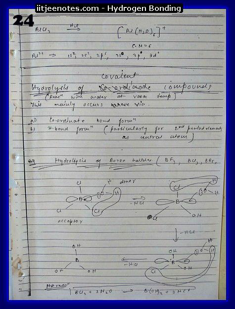Hydrogen Bonding Notes9