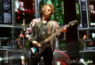 Coachella 2014 Muse