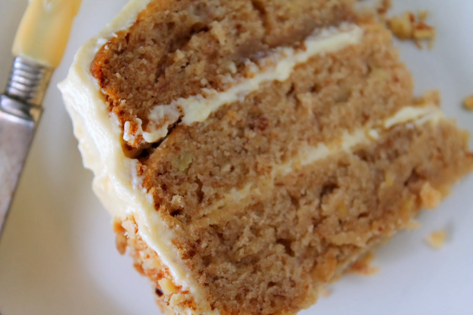 Hummingbird Cake Recipe Joy Of Baking: The Sponge: Hummingbird Cake