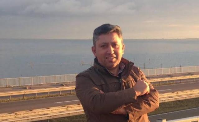 Alarma por detención de periodista opositor azerí en Kiev