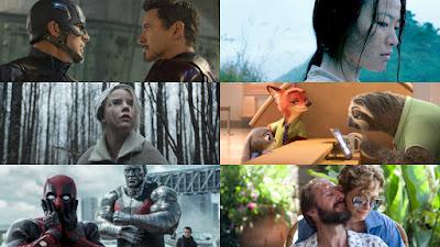 Daftar 10 Film Terbaik dan Terpopuler Dunia 2016