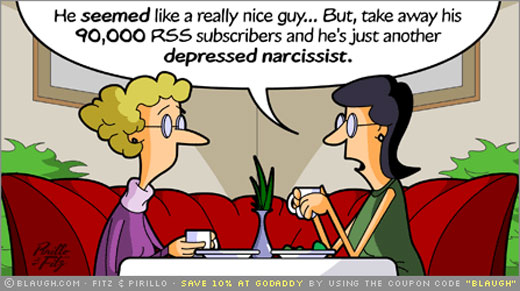 dating a narcicist