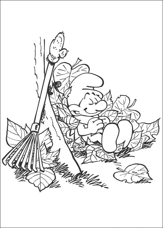 printable doodlebop coloring pages | The Smurfs Coloring Pages ~ Free Printable Coloring Pages ...