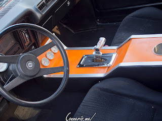 Chevrolet Nova Custom Interior