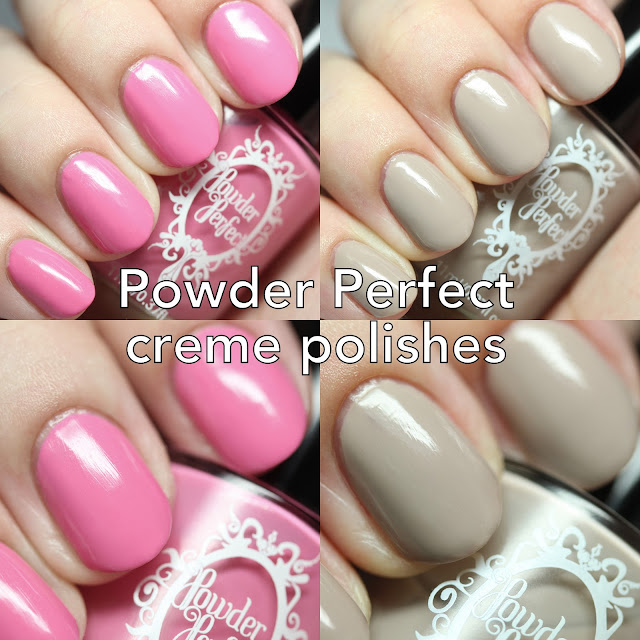 Powder Perfect Creme Polishes