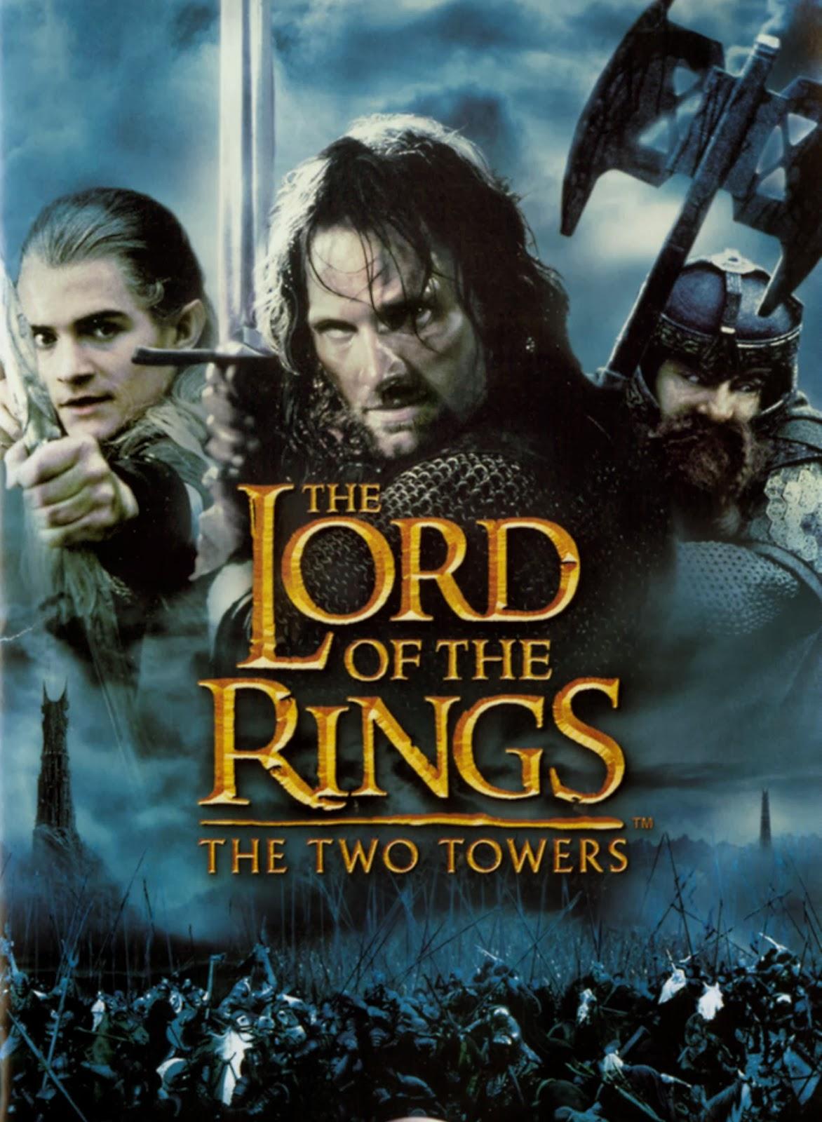 Φιλόσοφοι του Δρόμου  Βιβλίο  Ο Άρχοντας των Δαχτυλιδιών - Οι Δύο Πύργοι 9efa180625c