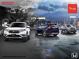 Spesifikasi Mobil Honda CRV 2016