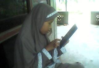 Suasana Ramadhan Buat Putri Ku Tersayang