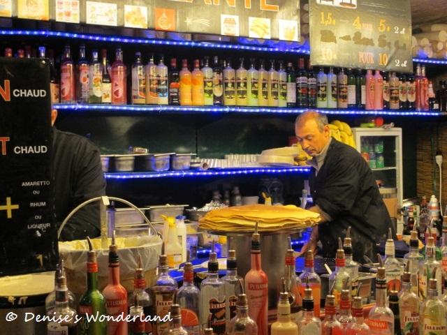 Booze stall