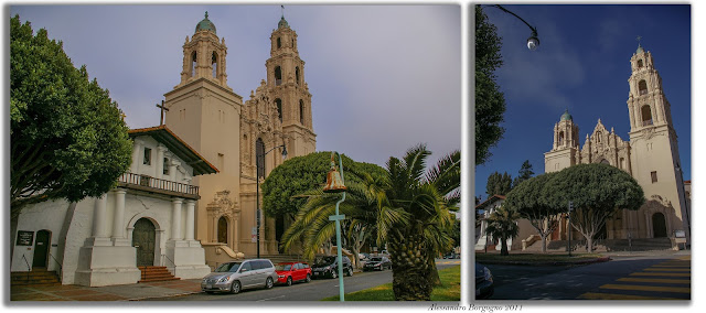 San Francisco, Mission Dolores