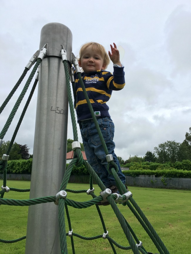 our-week-of-plays-toddler-on-climbing-frame