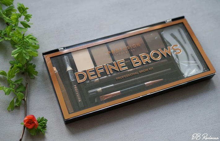 Define Brows Brow Kit from Profusion Cosmetics