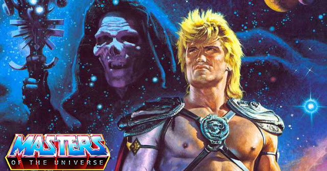 Reboot Film Masters of The Universe