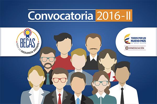 Convocatoria 2016 2 maestr as para directivos y for Convocatoria para docentes