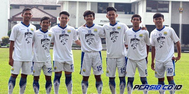 Persib Bandung Siapkan 9 Pemain Muda untuk Musim 2018